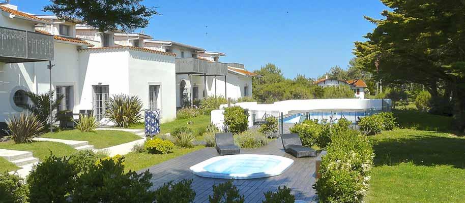 appart hotel biarritz