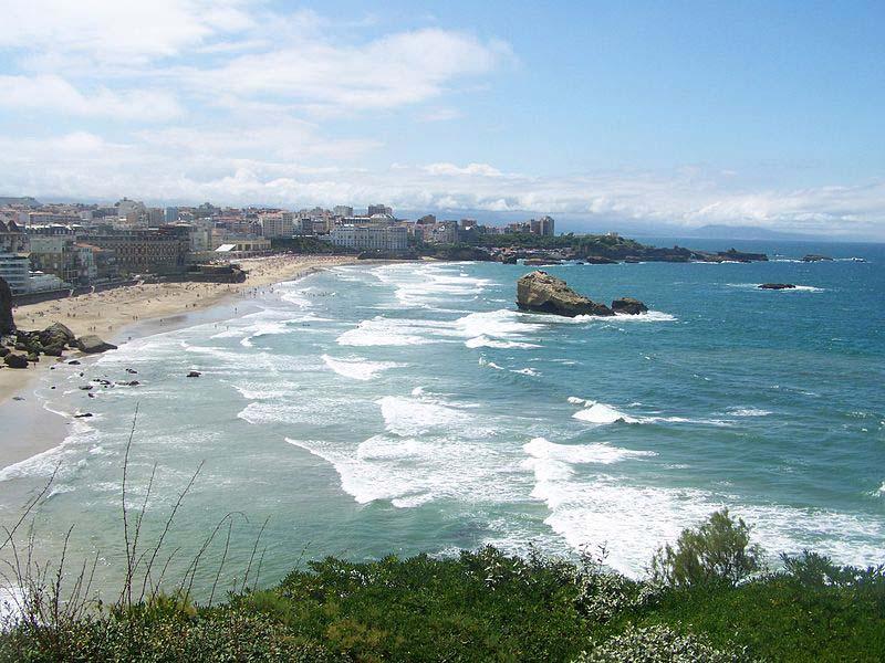 Découvrir Biarritz, le joyau de la côte basque