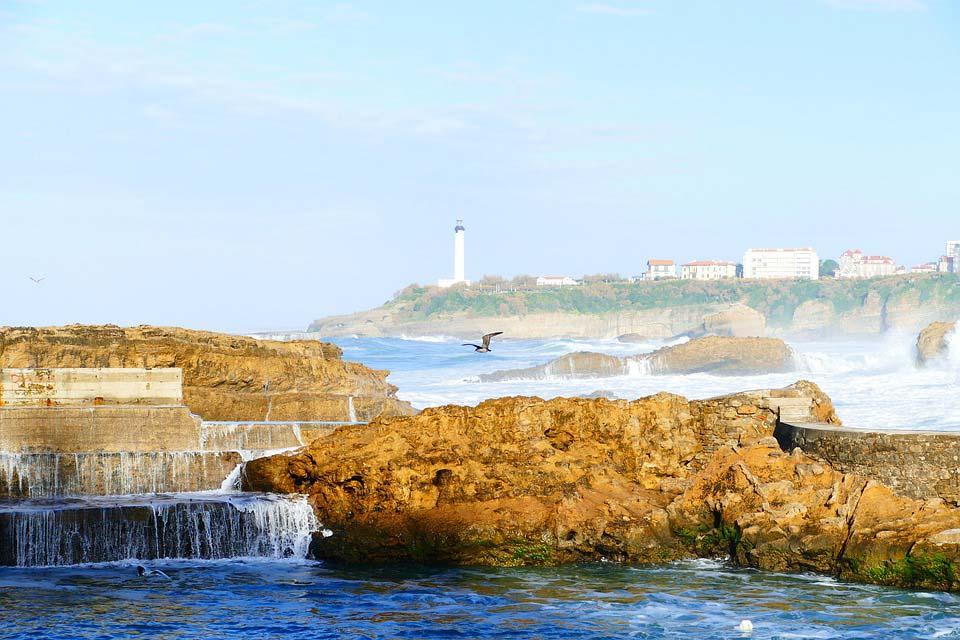 Passer quelques jours à Biarritz